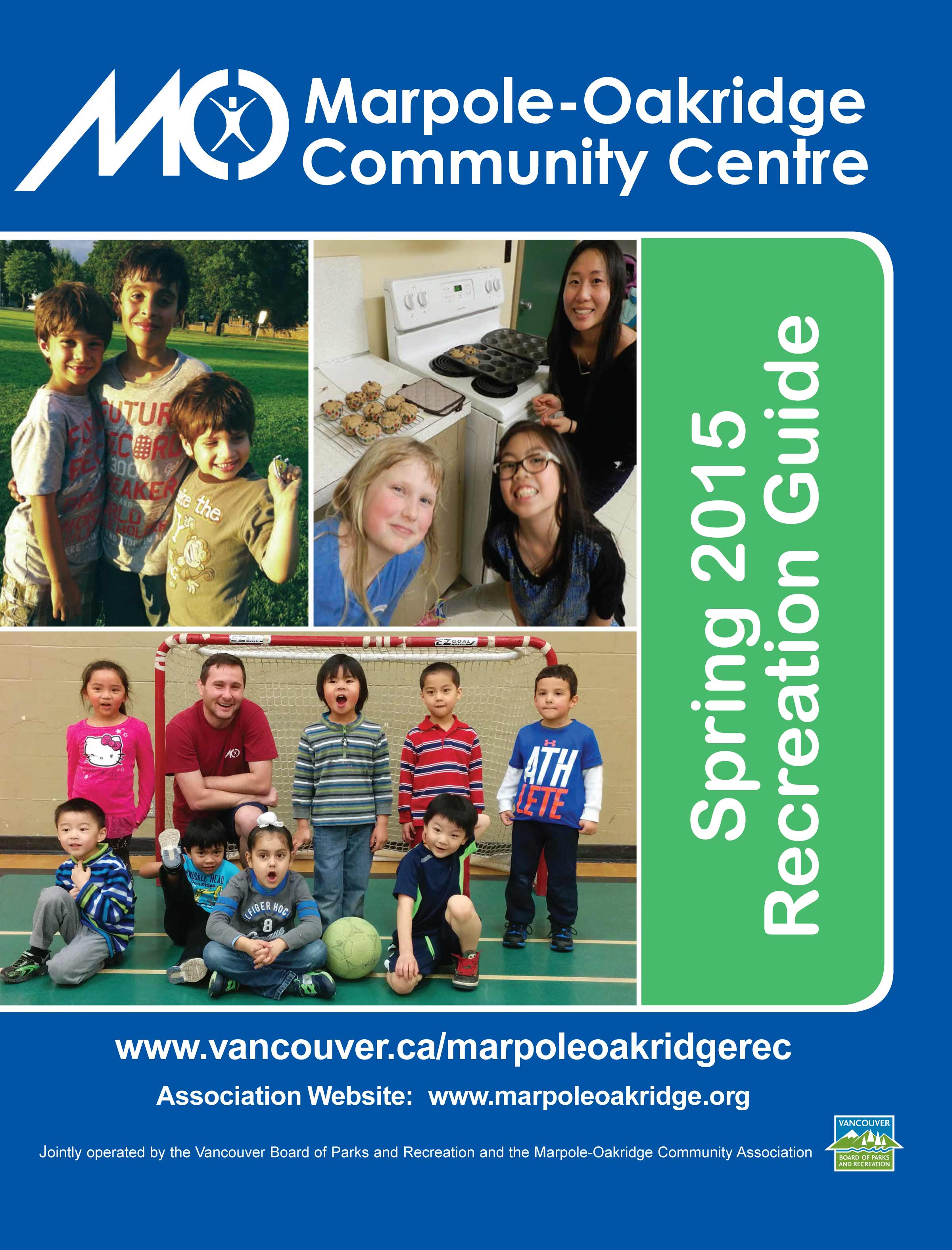 Marpole-Oakridge Recreation Guide